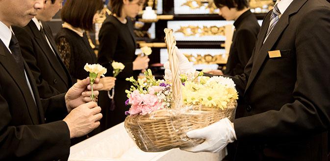 ⑤葬儀・告別式