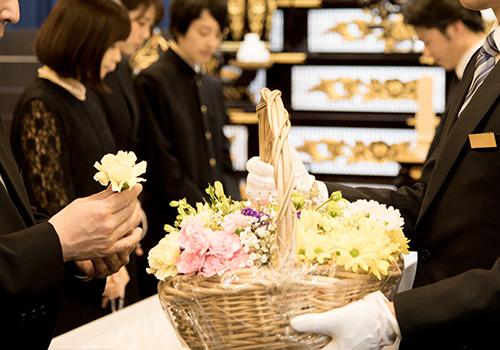 葬儀の流れ お式後